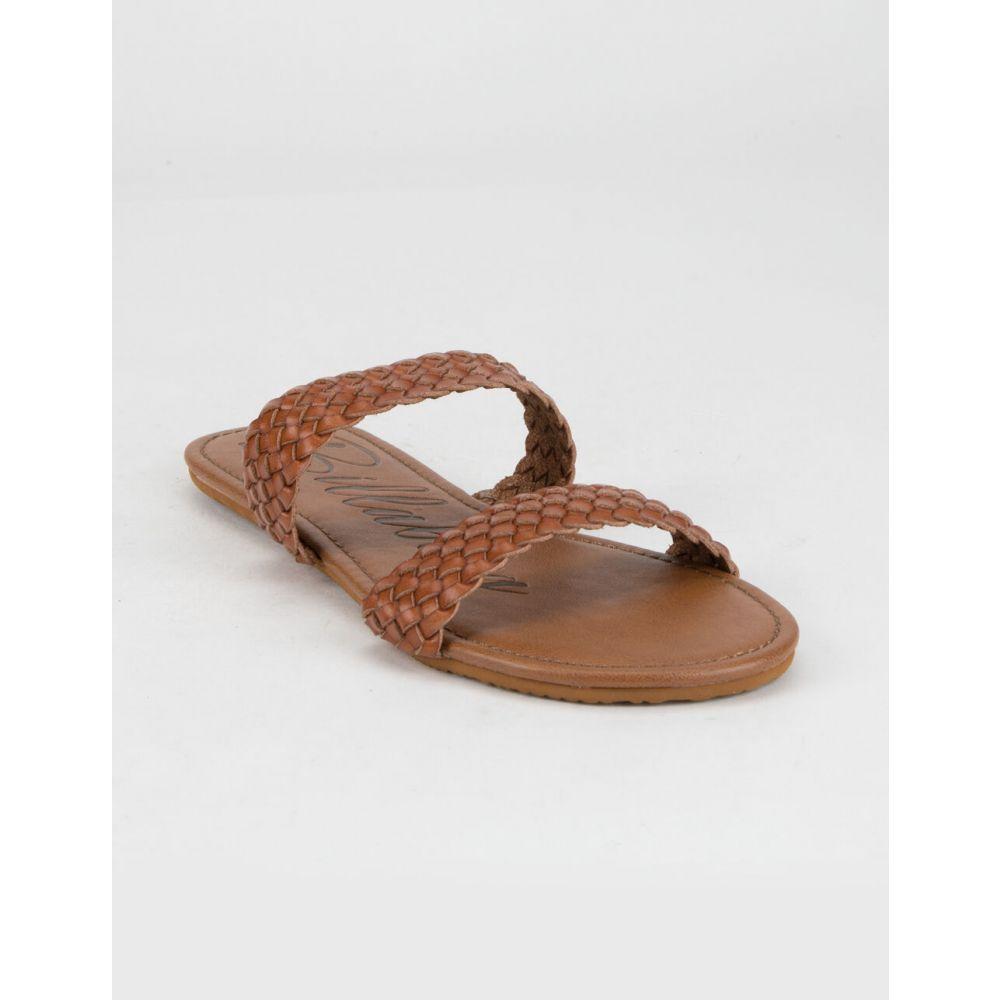 ビラボン BILLABONG レディース サンダル・ミュール シューズ・靴【Endless Summer Tan Sandals】TAN