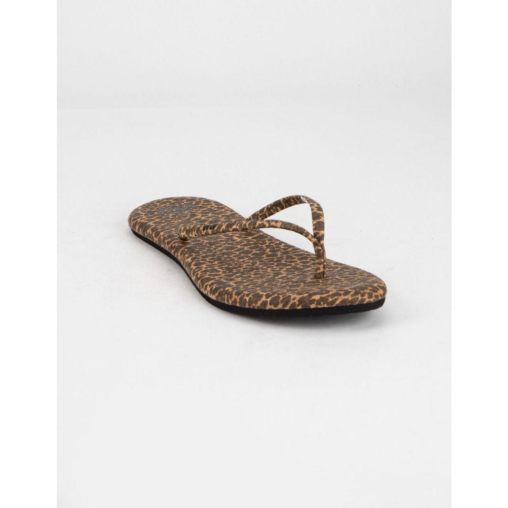 リーフ REEF レディース サンダル・ミュール シューズ・靴【Bliss Summer Sandals】LEOPARD