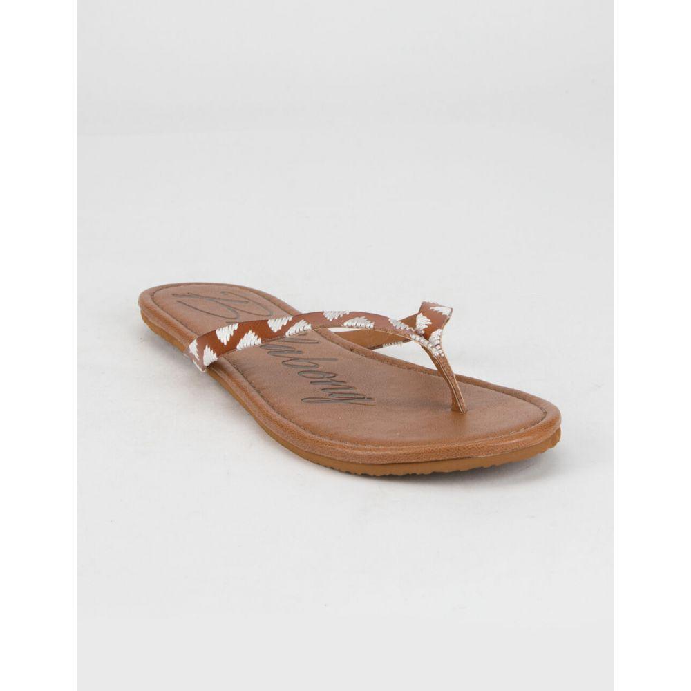 ビラボン BILLABONG レディース サンダル・ミュール シューズ・靴【Seabank Sandals】TAN