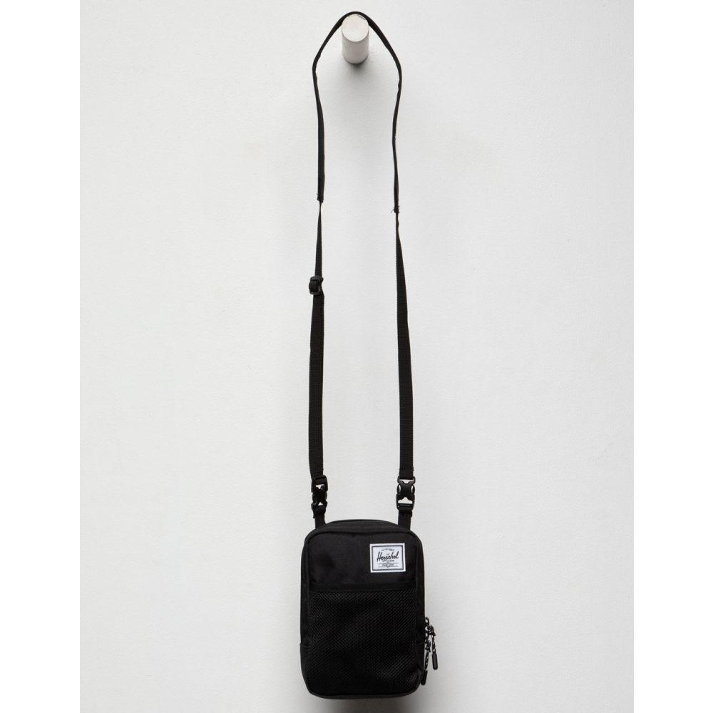 ハーシェル サプライ HERSCHEL SUPPLY CO. レディース ショルダーバッグ バッグ【Sinclair Crossbody Large Black Bag】BLACK