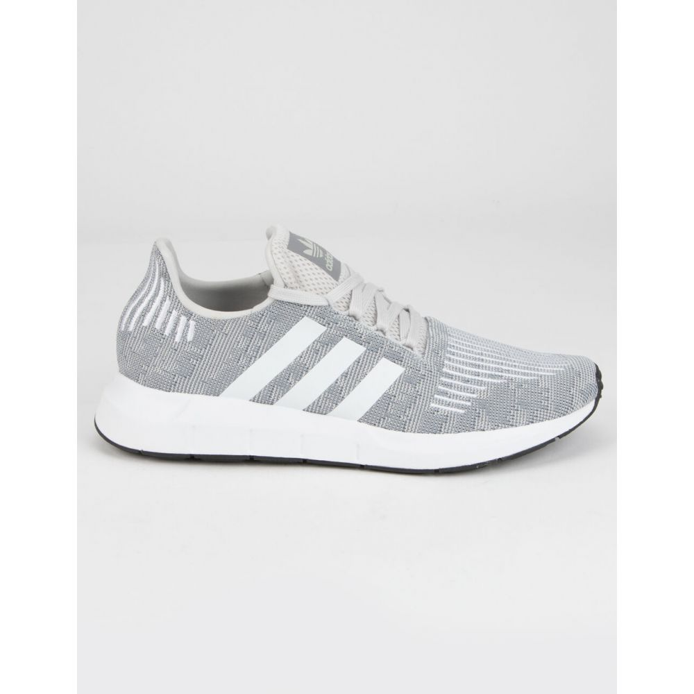 アディダス ADIDAS レディース スニーカー シューズ・靴【Swift Run Gray & White Shoes】GRAY/WHITE