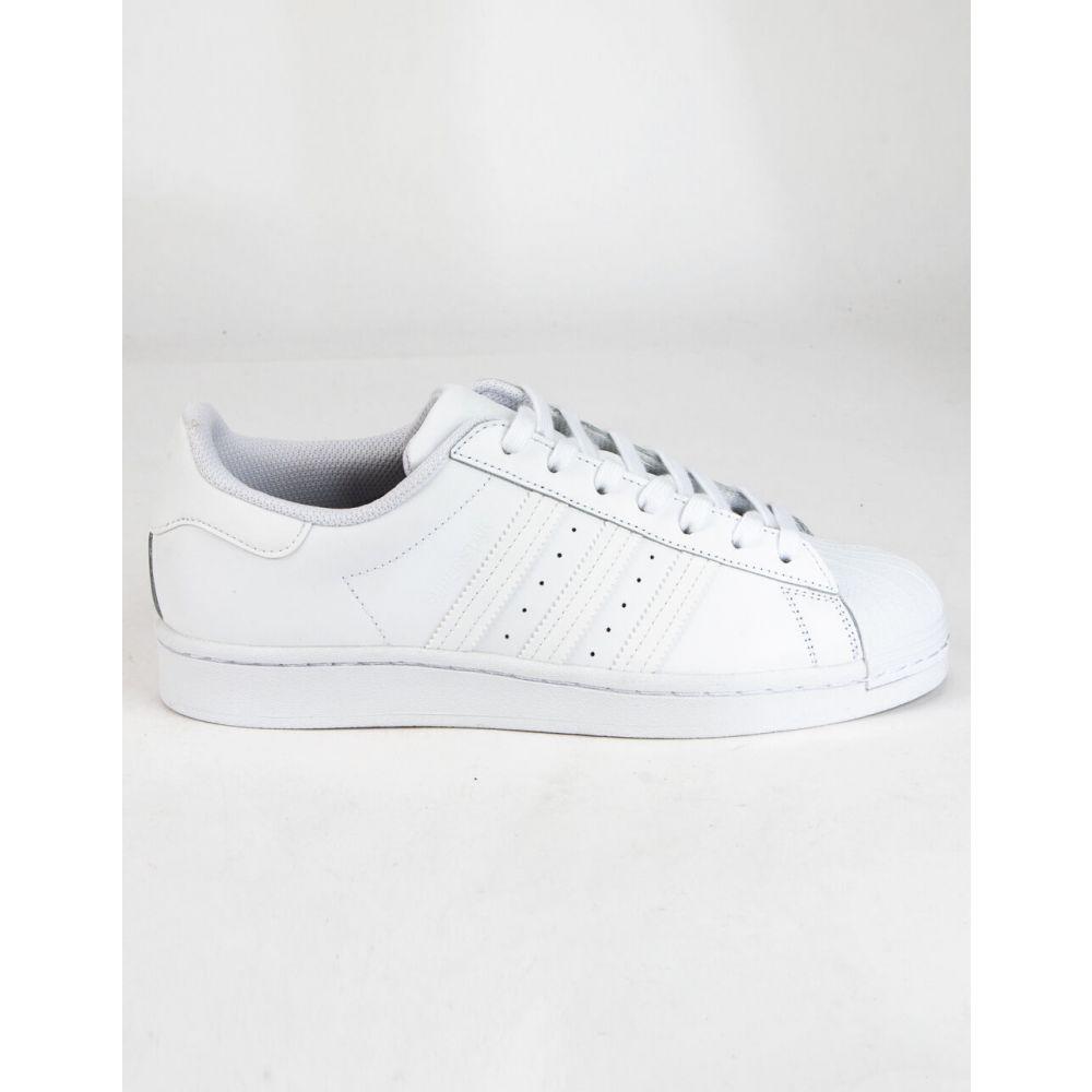 アディダス ADIDAS レディース スニーカー シューズ・靴【Superstar White Shoes】WHITE