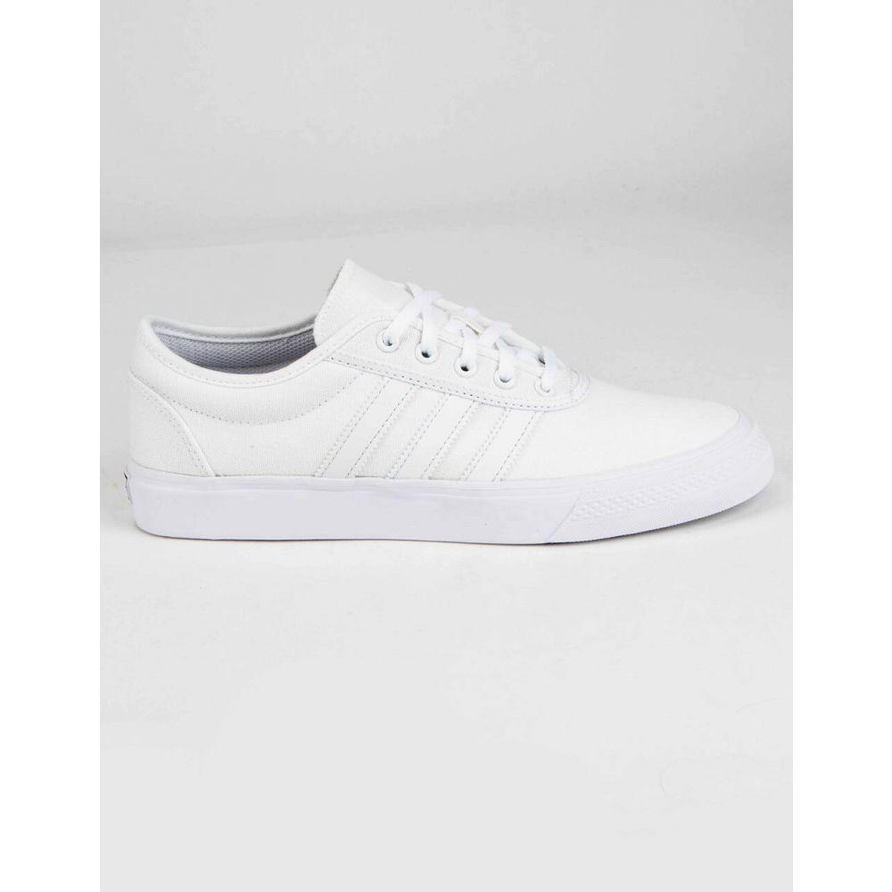 アディダス ADIDAS レディース スニーカー シューズ・靴【Adiease Shoes】WHITE