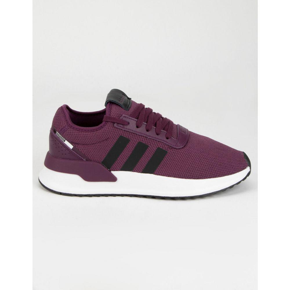 アディダス ADIDAS レディース スニーカー シューズ・靴【U_Path X Purple Shoes】PURPLE