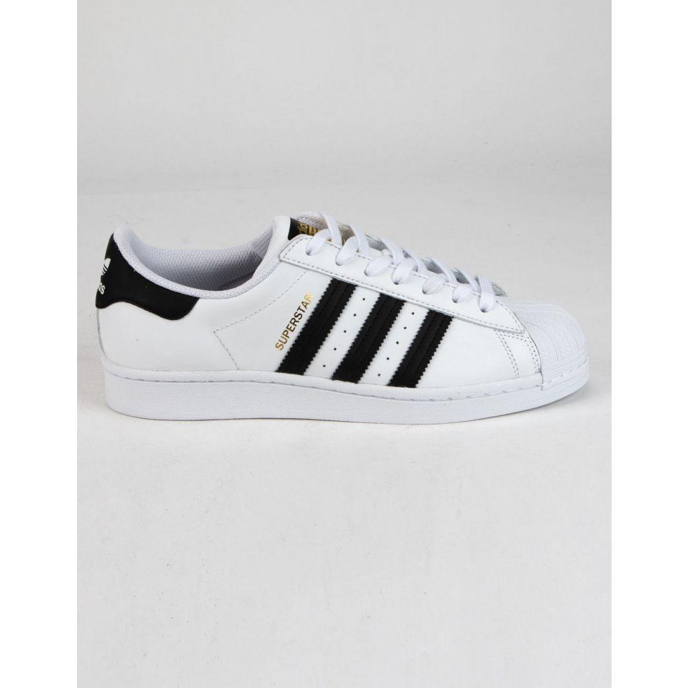 アディダス ADIDAS レディース スニーカー シューズ・靴【Superstar Shoes】WHITE/BLACK
