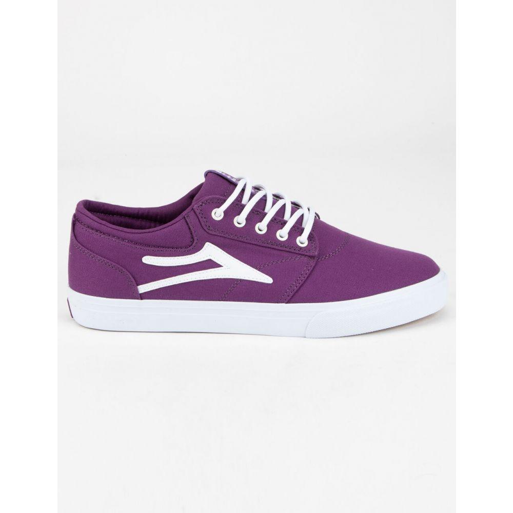 ラカイ LAKAI メンズ スニーカー シューズ・靴【Griffin Purple Shoes】PURPLE