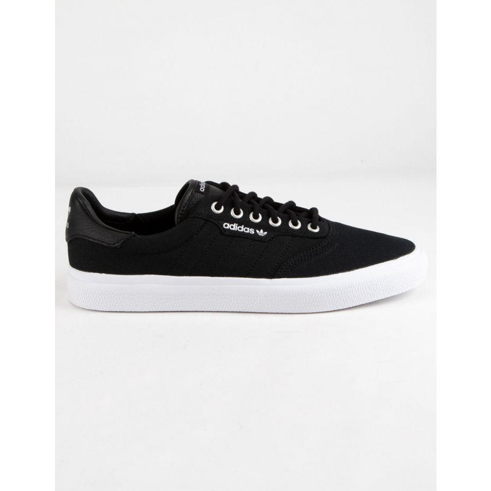 アディダス ADIDAS メンズ スニーカー シューズ・靴【3MC Core Black & Future White Shoes】CORE BLACK/FUTURE WHITE