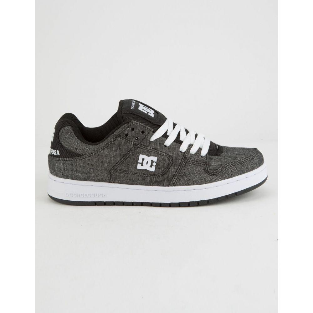 ディーシー DC SHOES メンズ スニーカー シューズ・靴【Manteca TX SE Shoes】GREY