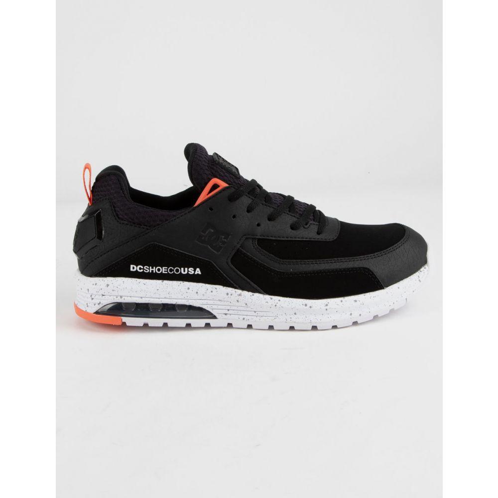 ディーシー DC SHOES メンズ スニーカー シューズ・靴【Vandium SE Black & White Shoes】BLACK/WHITE