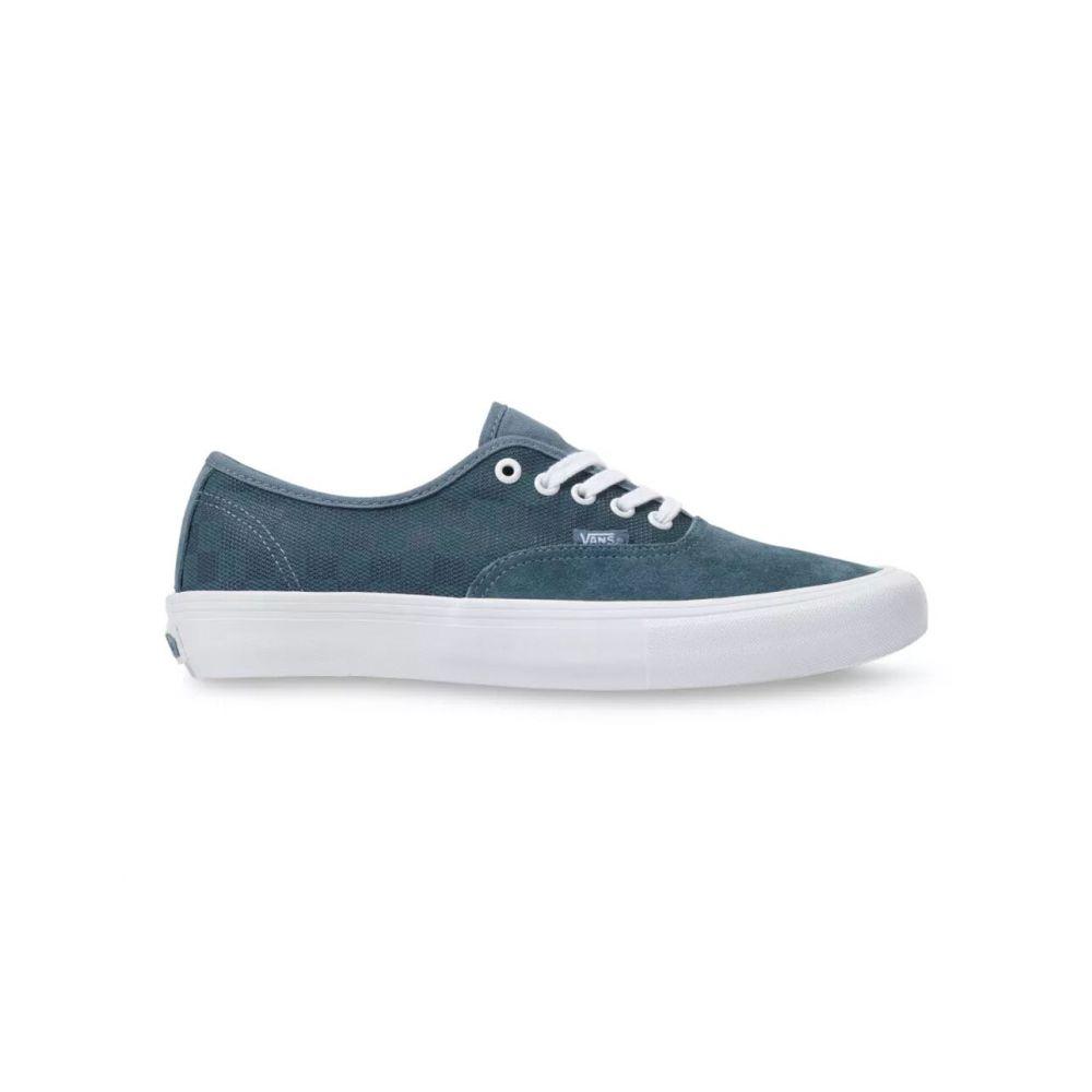 ヴァンズ VANS メンズ スニーカー シューズ・靴【Mirage Authentic Pro Shoes】BLUE/WHITE