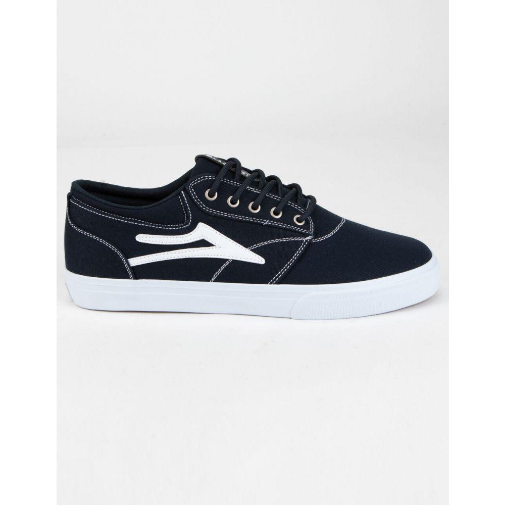 ラカイ LAKAI メンズ スニーカー シューズ・靴【Griffin Navy Shoes】NAVY