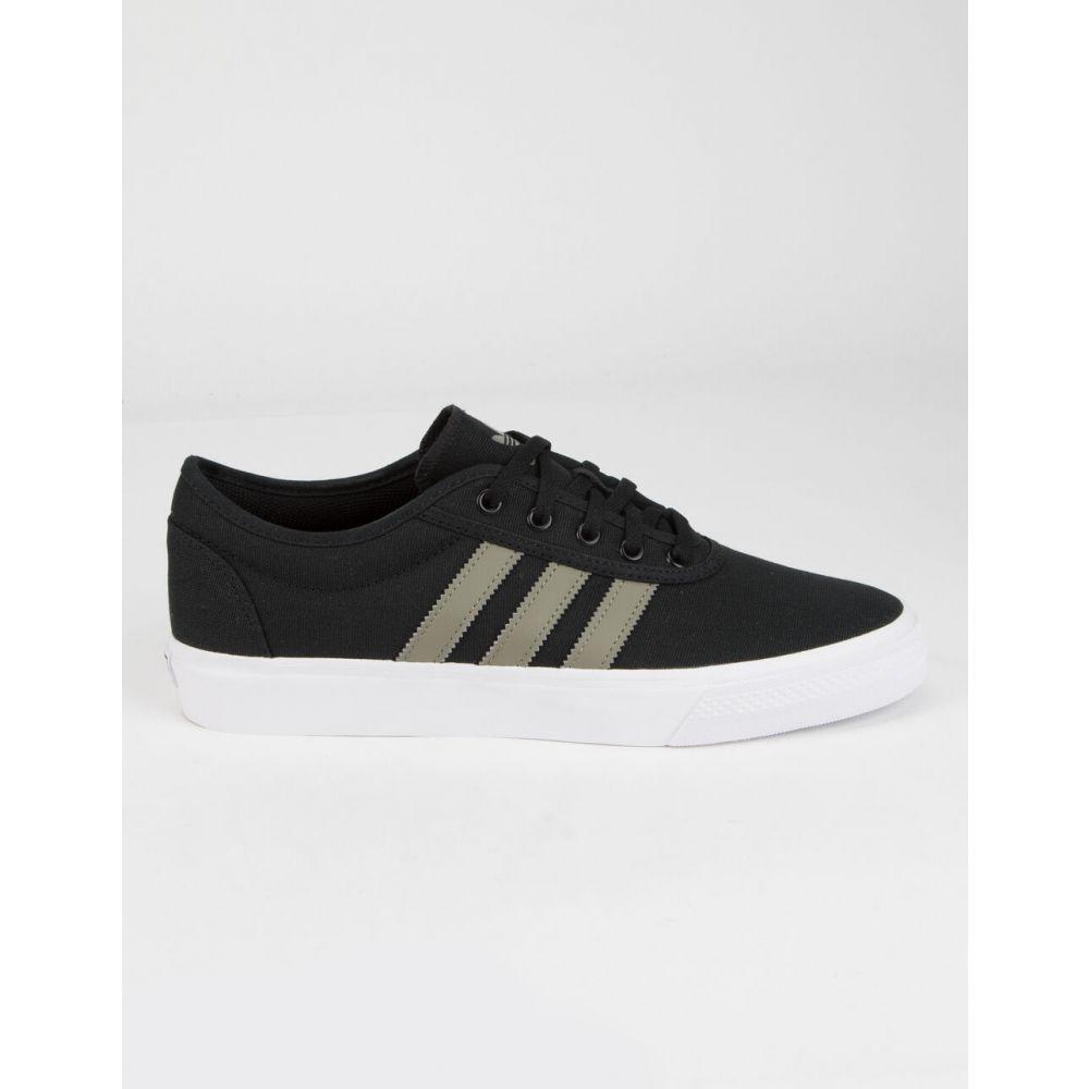 アディダス ADIDAS メンズ スニーカー シューズ・靴【Adi-Ease Black Shoes】BLACK COMBO