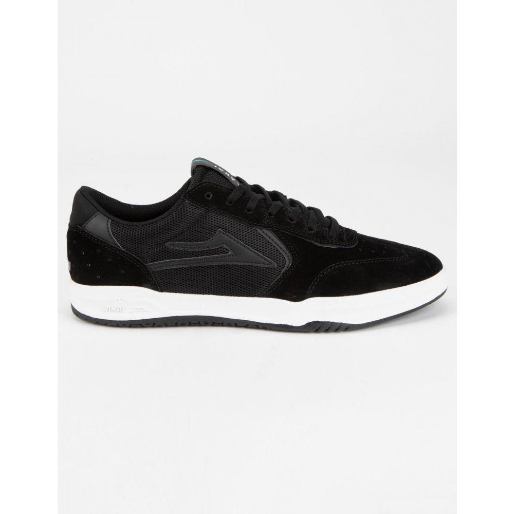 ラカイ LAKAI メンズ スニーカー シューズ・靴【Atlantic Shoes】BLACK
