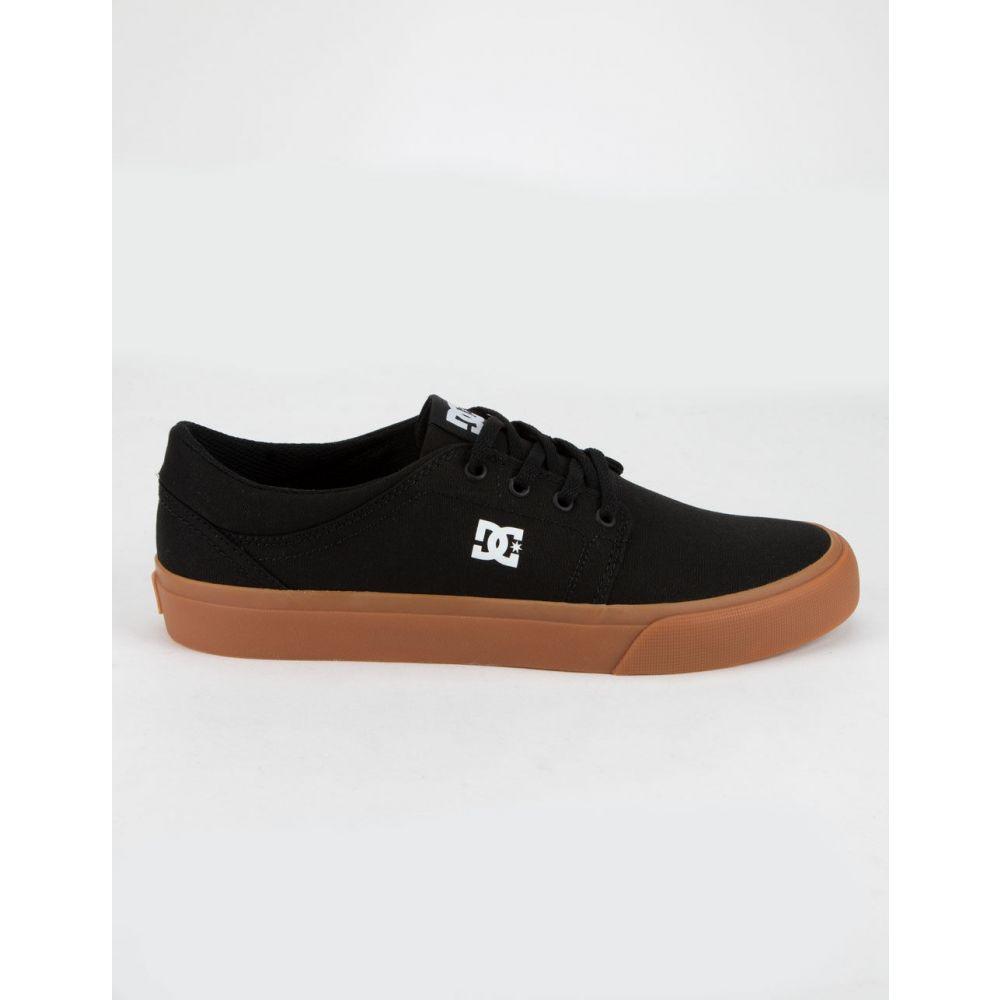 ディーシー DC SHOES メンズ スニーカー シューズ・靴【Trase TX Shoes】BLACK