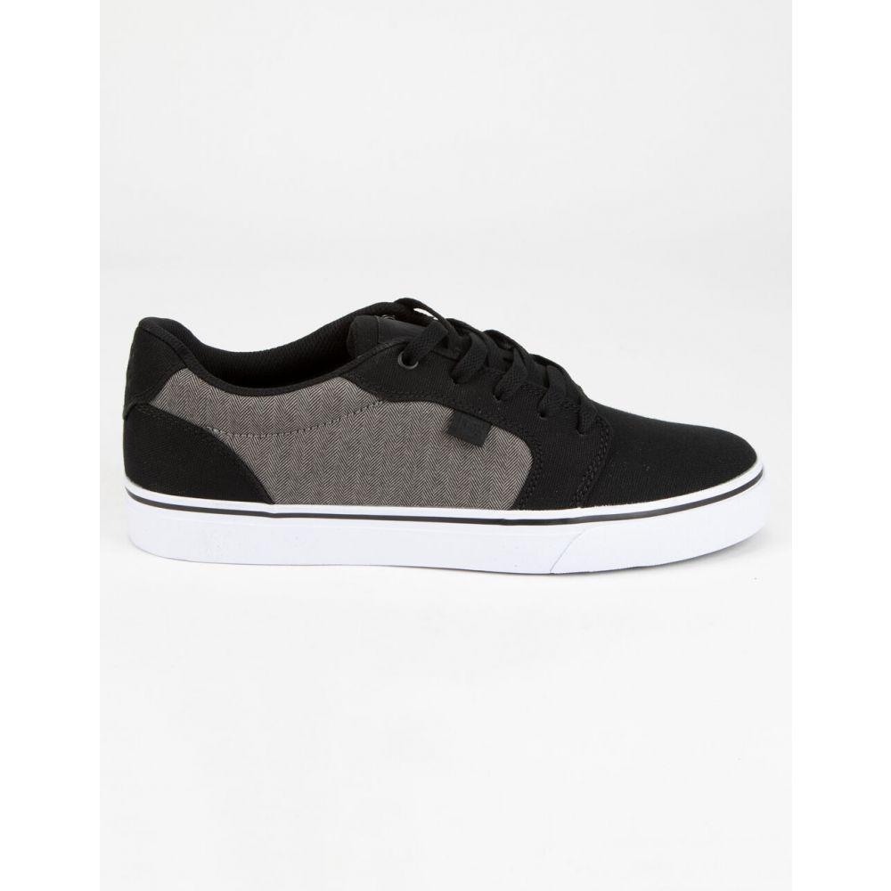 ディーシー DC SHOES メンズ スニーカー シューズ・靴【Anvil TX SE Shoes】BLACK COMBO