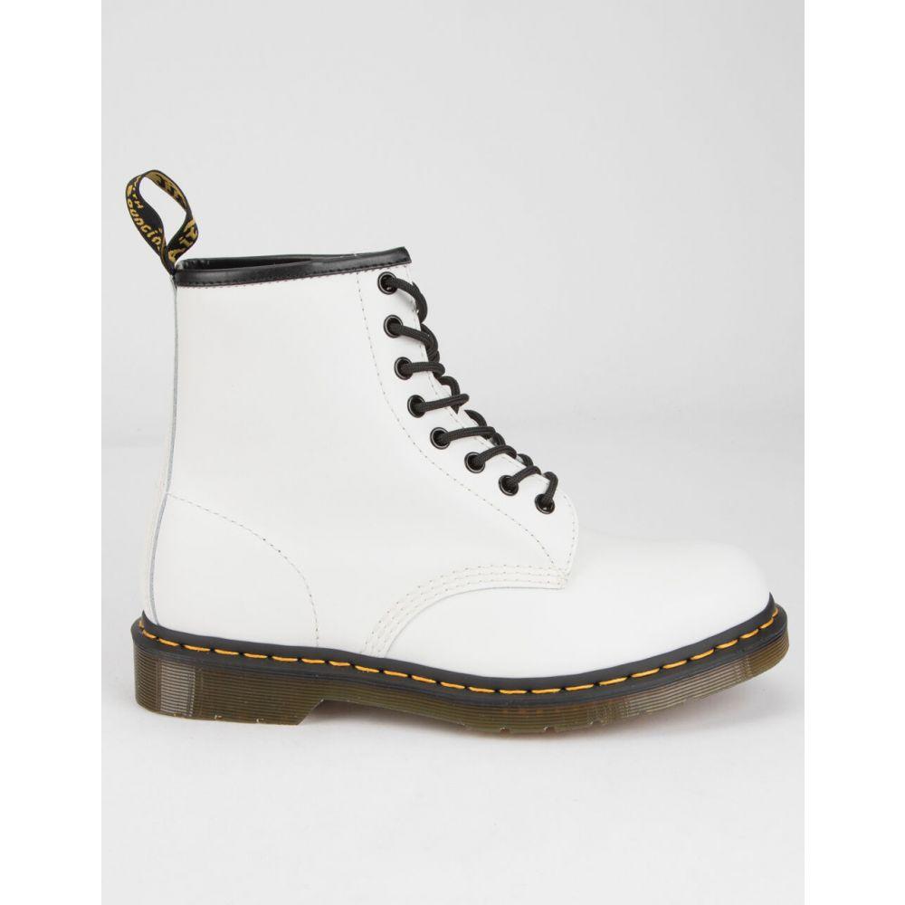 ドクターマーチン DR. MARTENS レディース ブーツ シューズ・靴【1460 Unisex White Boots】WHITE