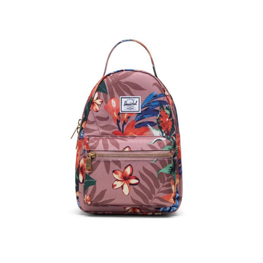 ハーシェル サプライ HERSCHEL SUPPLY CO. レディース バックパック・リュック バッグ【Nova Mini Backpack】MULTI