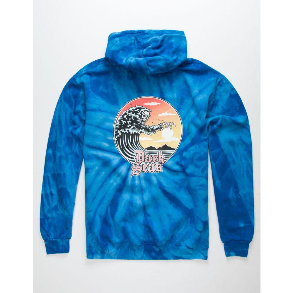 ダークシーズ DARK SEAS メンズ パーカー トップス【Close Out Hoodie】BLUE