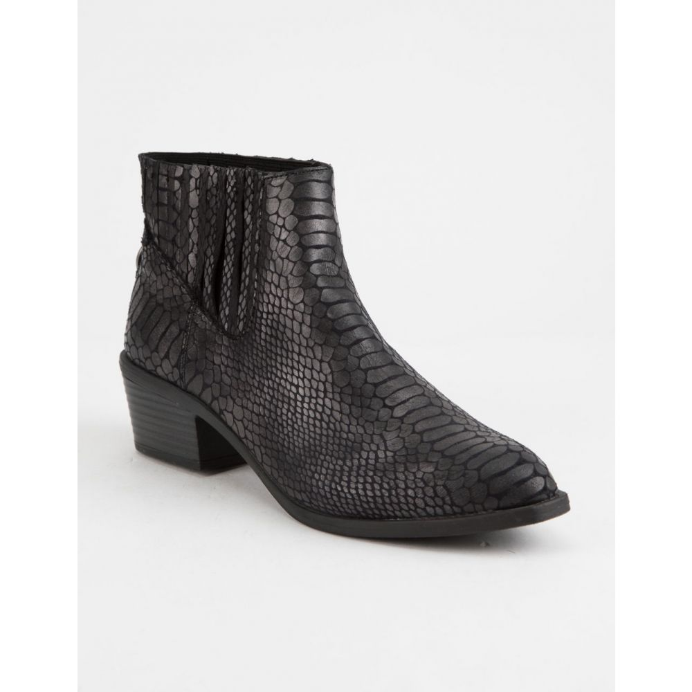 ドルチェヴィータ DV BY DOLCE VITA レディース ブーツ ブーティー シューズ・靴【Stella Knock Booties】BLACK