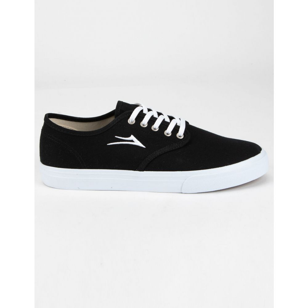 ラカイ LAKAI メンズ スニーカー シューズ・靴【Oxford Black Shoes】BLACK