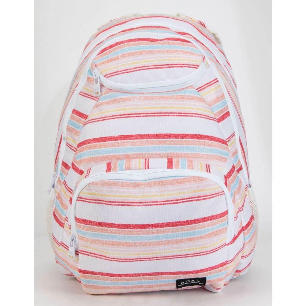 ロキシー ROXY レディース バックパック・リュック バッグ【Shadow Swell White Backpack】WHITE