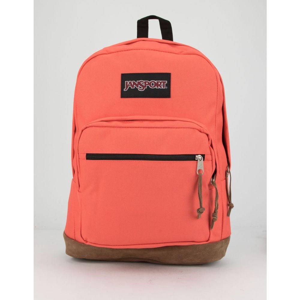 ジャンスポーツ JANSPORT レディース バックパック・リュック バッグ【Right Pack Orange Fade Backpack】ORANGE FADE