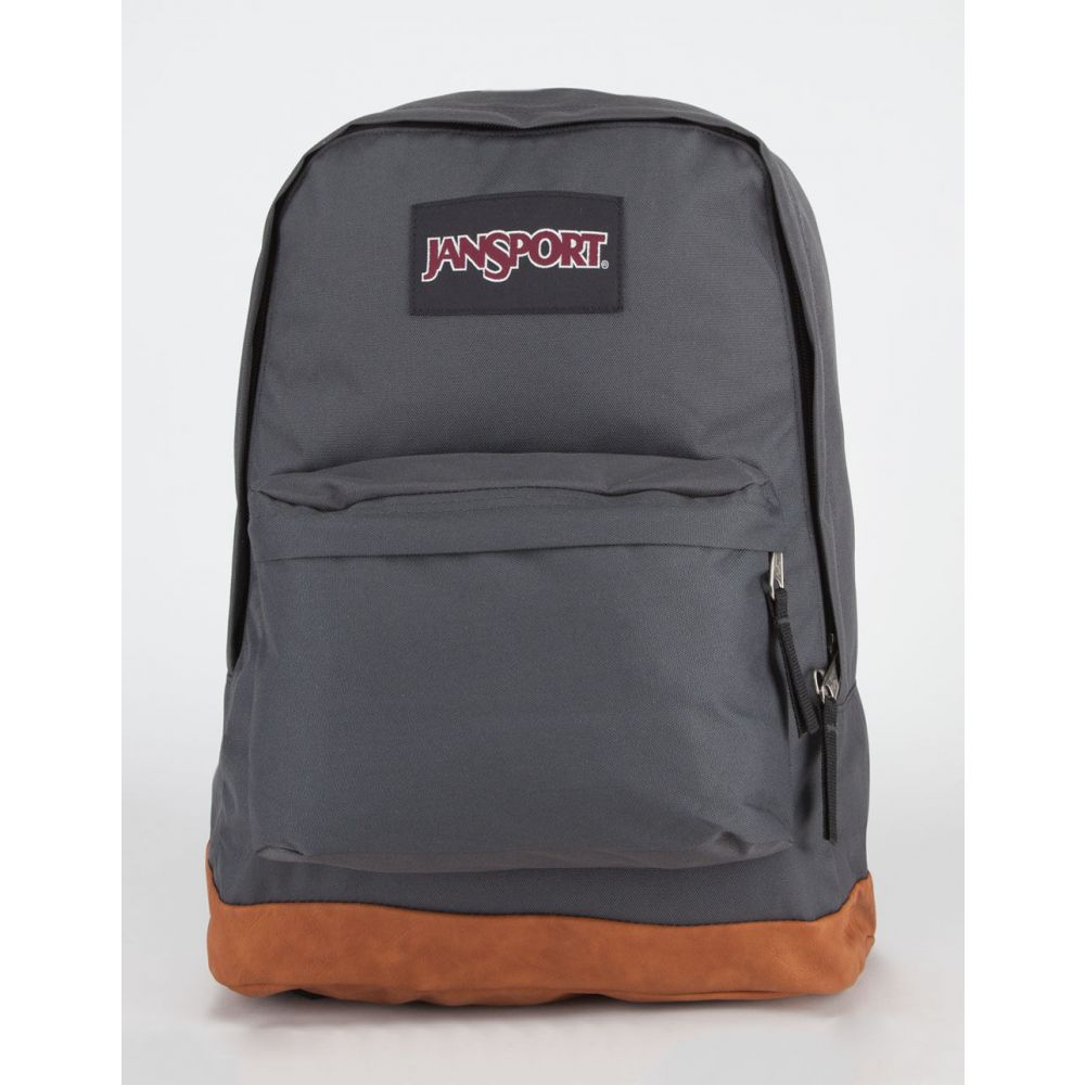 ジャンスポーツ JANSPORT レディース バックパック・リュック バッグ【Clarkson Backpack】GRAY