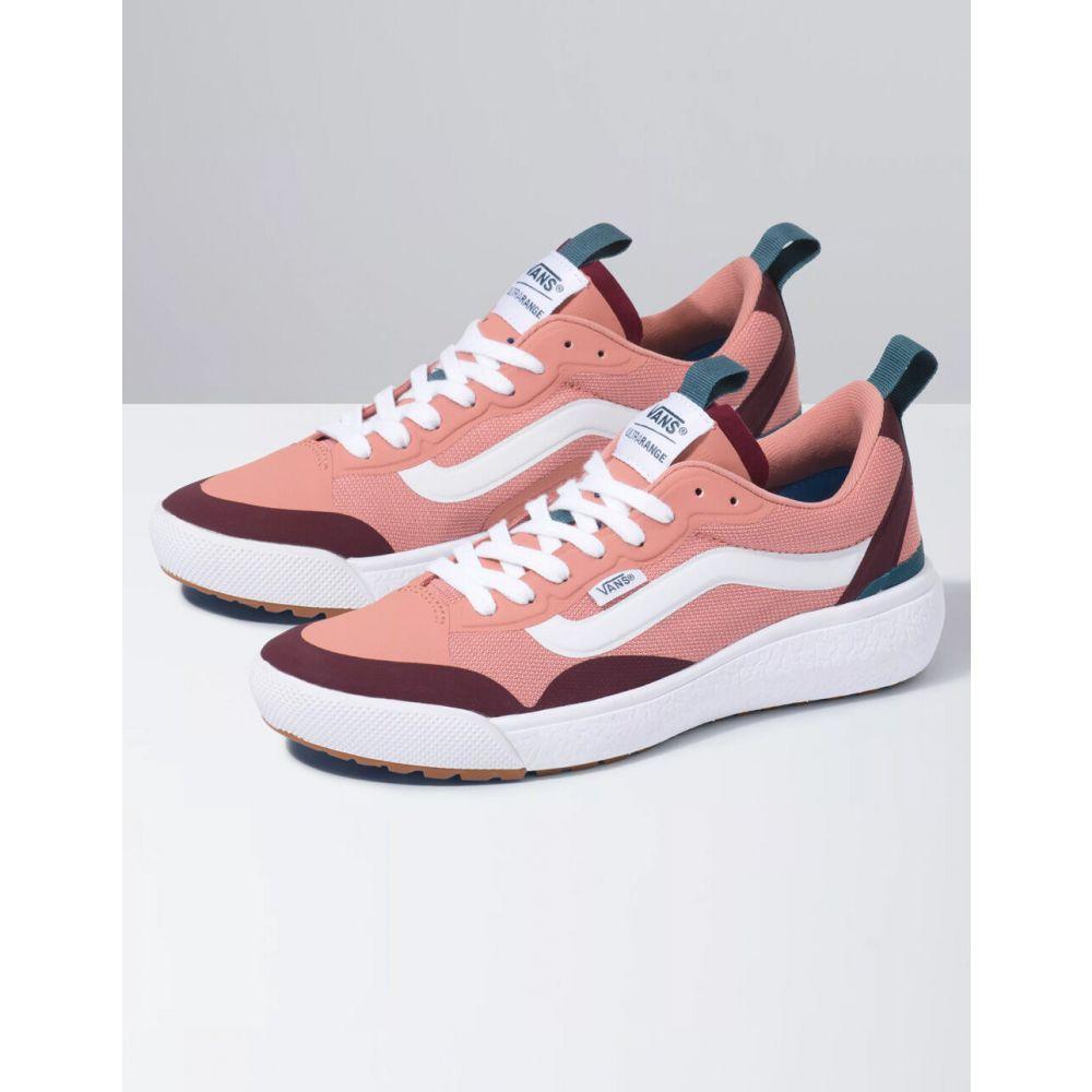 ヴァンズ VANS レディース スニーカー シューズ・靴【UltraRange Exo Rose Shoes】ROSE