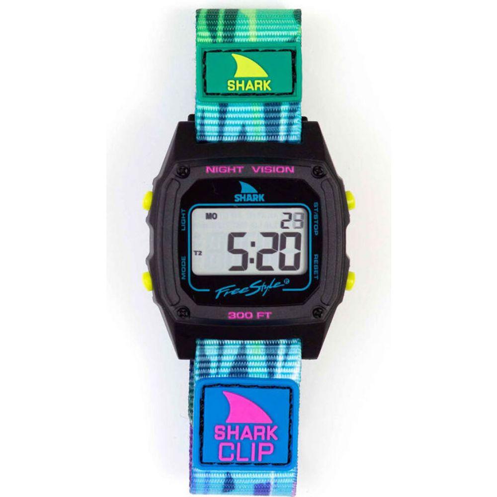 フリースタイル FREESTYLE レディース 腕時計 【Shark Classic Clip Ice Watch】MULTI