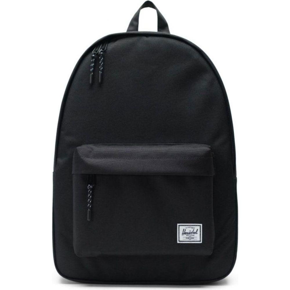ハーシェル サプライ HERSCHEL SUPPLY CO. レディース バックパック・リュック バッグ【Classic Black Backpack】BLACK