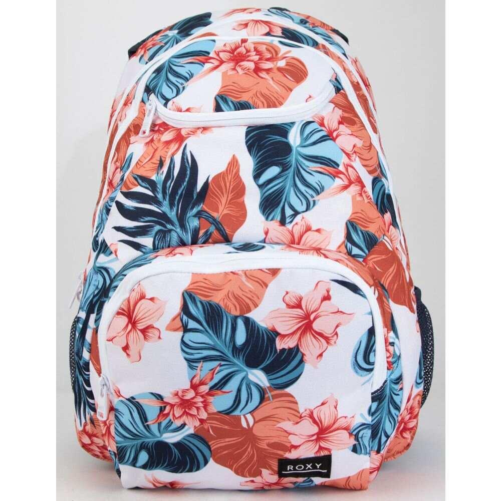 ロキシー ROXY レディース バックパック・リュック バッグ【Shadow Swell White Backpack】WHITE COMBO