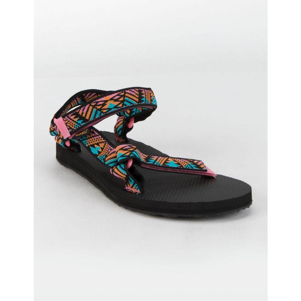 テバ TEVA レディース サンダル・ミュール シューズ・靴【Original Universal Pink Sandals】PINK COMBO