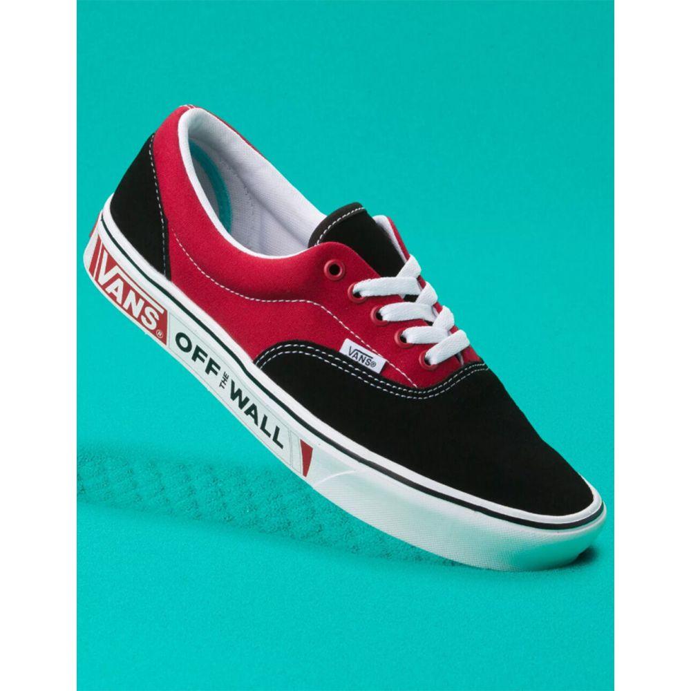 世界の人気ブランド ヴァンズ レディース 一部予約 シューズ 靴 スニーカー BLACK CHILI PEPPER Standard ComfyCush Shoes Future Era VANS サイズ交換無料