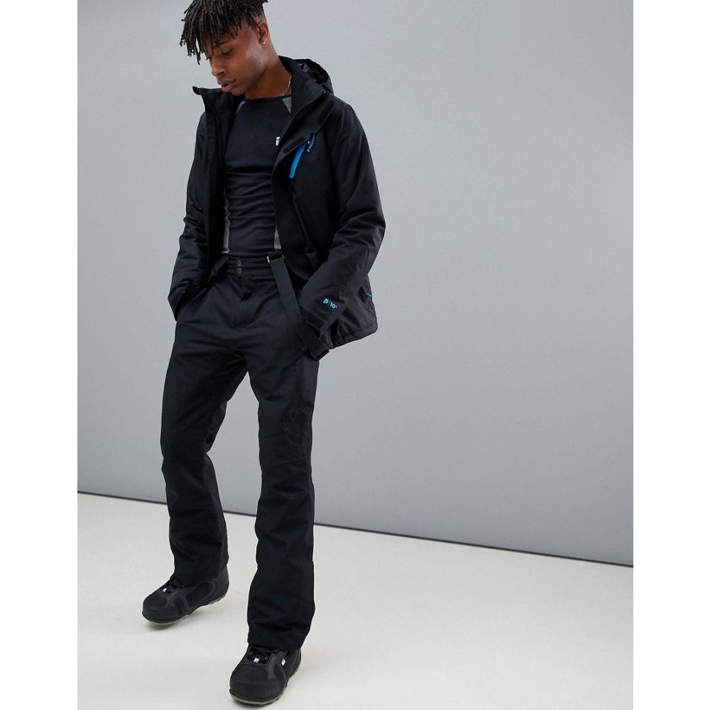 プロテスト Protest メンズ スキー・スノーボード アウター【Theron Snow Jacket in Black】Black
