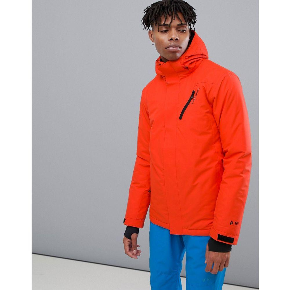 プロテスト Protest メンズ スキー・スノーボード アウター【Theron Snow Jacket in Orange】Orange