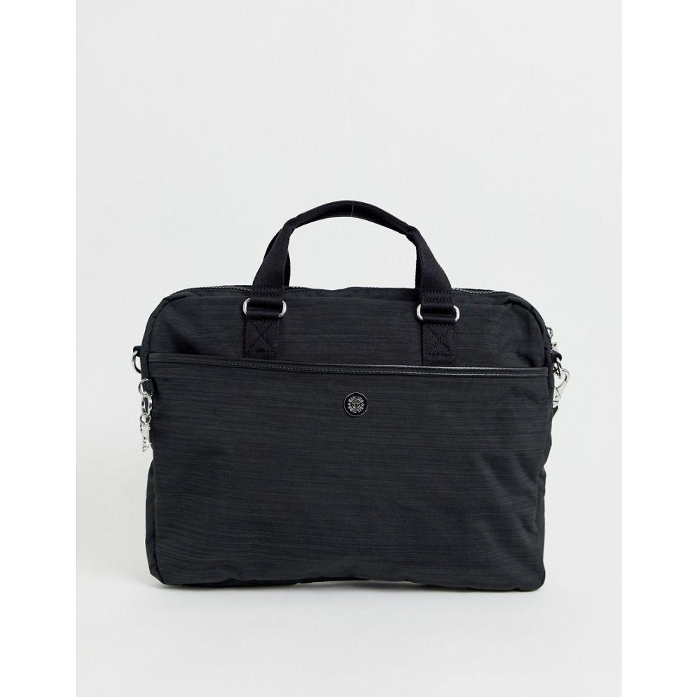 Kipling メンズ キプリング black】Black in バッグ パソコンバッグ【laptop bag