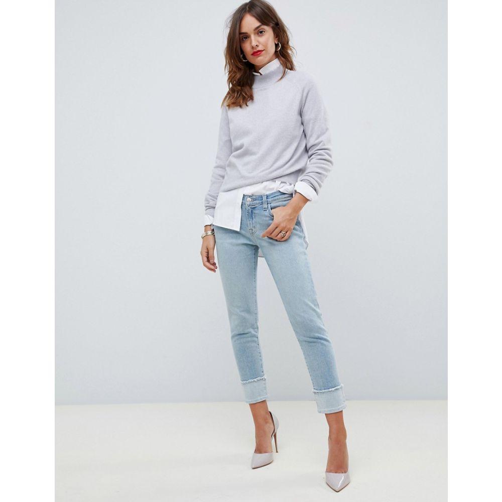 ジェイ ブランド J Brand レディース ボトムス・パンツ ジーンズ・デニム【Sadey straight cut turnup jeans】Arise