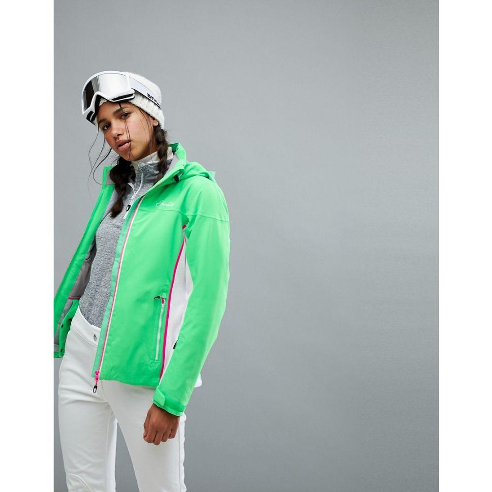 デア トゥビー Dare 2b レディース アウター ジャケット【Dare2be Invoke Jacket】Green