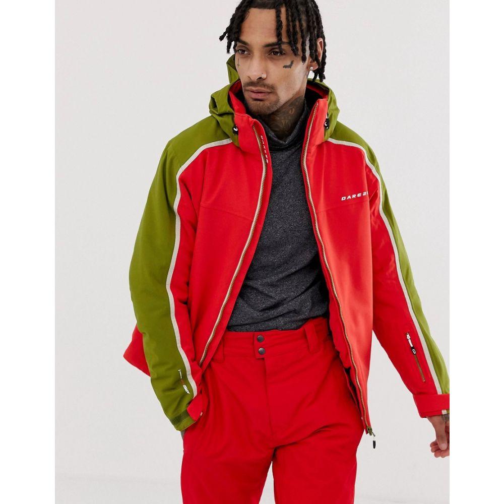 デア トゥビー Dare 2b メンズ スキー・スノーボード アウター【Dare2b Immensity II Ski Jacket】Red
