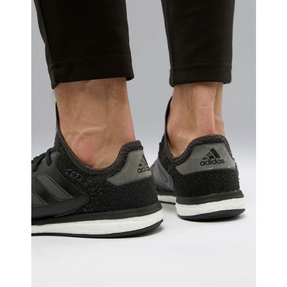 アディダス Adidas メンズ サッカー シューズ・靴【Football Copa Tango 18.1 Training trainers in black cp8998】Black