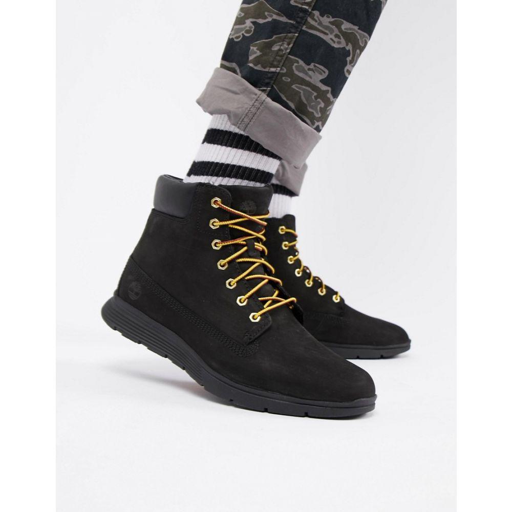 ティンバーランド Timberland メンズ シューズ・靴 ブーツ【Killington 6 Inch boots in black】Black