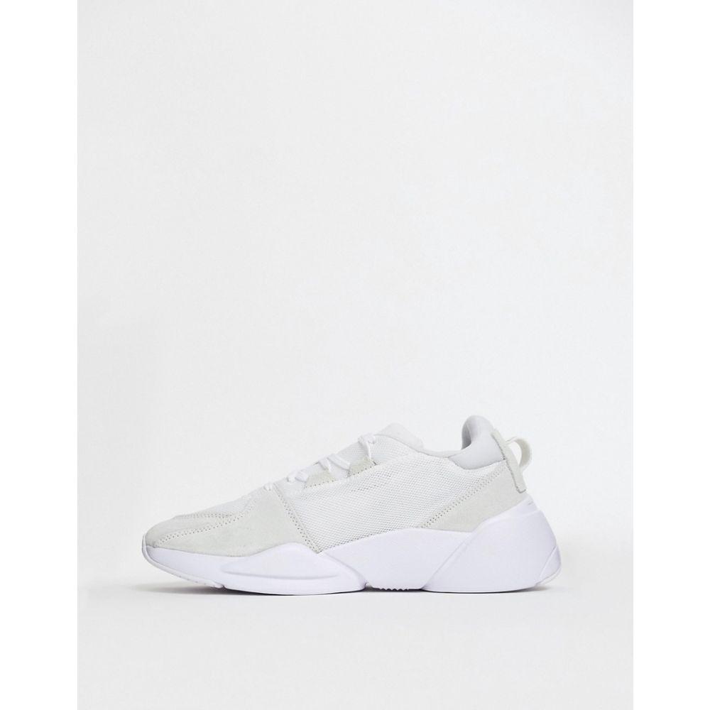 プーマ Puma メンズ シューズ・靴 スニーカー【Zeta Suede trainers in white】White