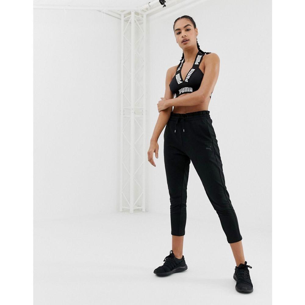プーマ Puma レディース ボトムス・パンツ【Essentials Soft Trousers In Black】Puma black
