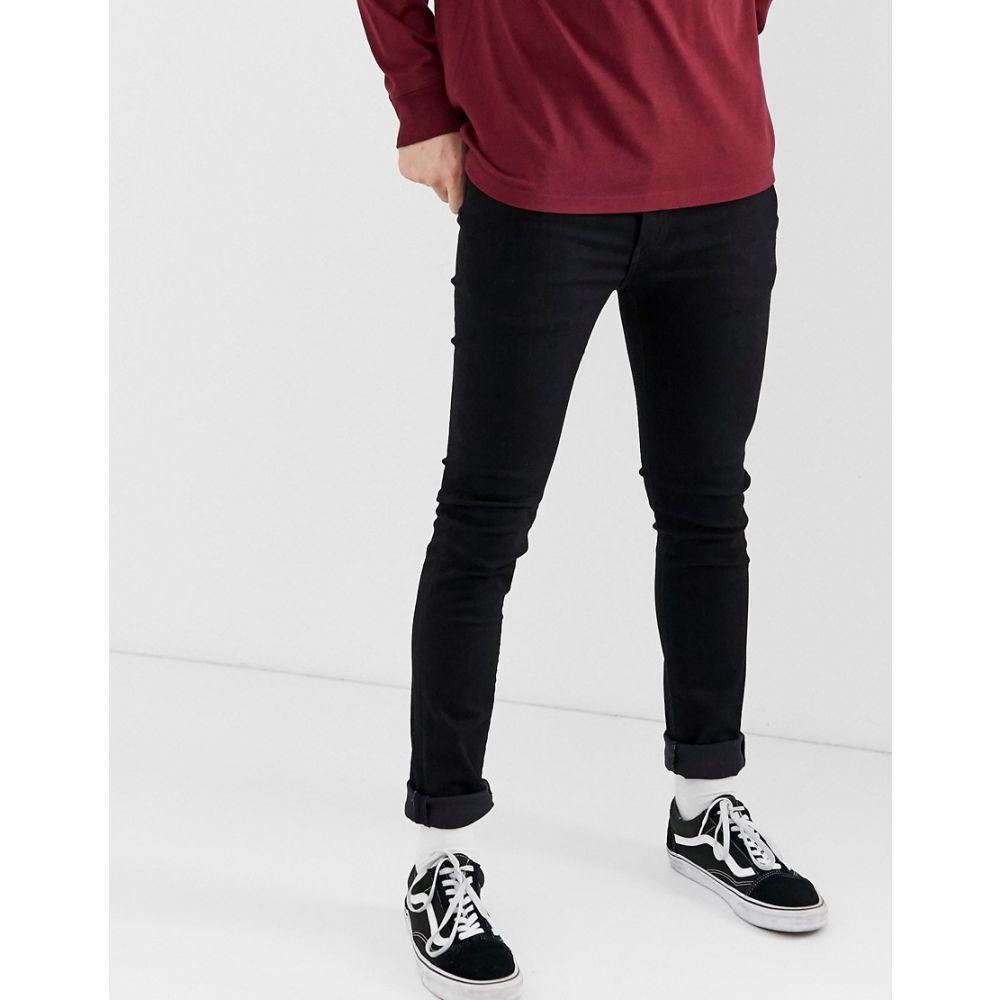 リーバイス Levis メンズ ボトムス・パンツ ジーンズ・デニム【Levi's 519 stylo extreme skinny fit jeans in black】Stylo adv