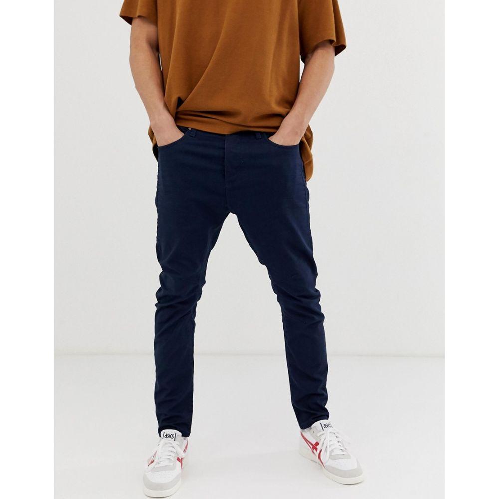 ジャック アンド ジョーンズ Jack & Jones メンズ ボトムス・パンツ ジーンズ・デニム【LUKE slim fit jeans】Blue