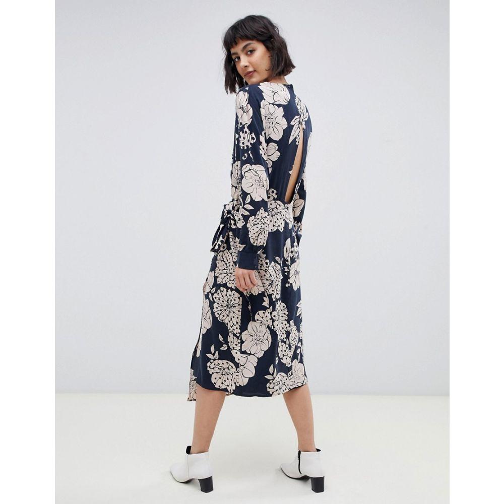 Lucky Brand Printed Split-Neck VISCOSE Top Natural Multi Women XL $99