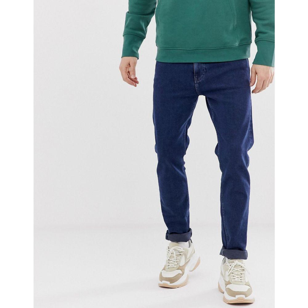 ウィークデイ Weekday メンズ ボトムス・パンツ ジーンズ・デニム【friday skinny jeans tuned in blue】Rocky blue