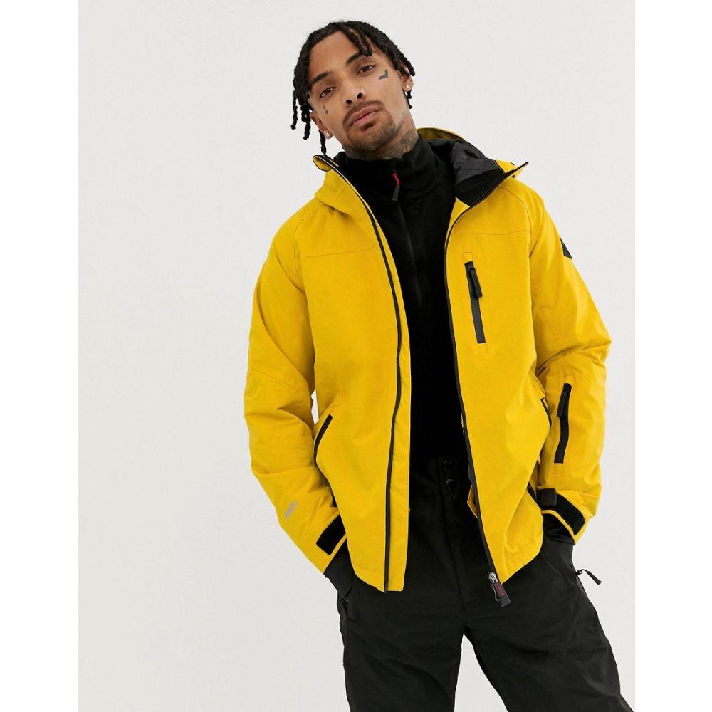 サーファニック Surfanic メンズ スキー・スノーボード アウター【Apex Ski Jacket】Spectra yellow