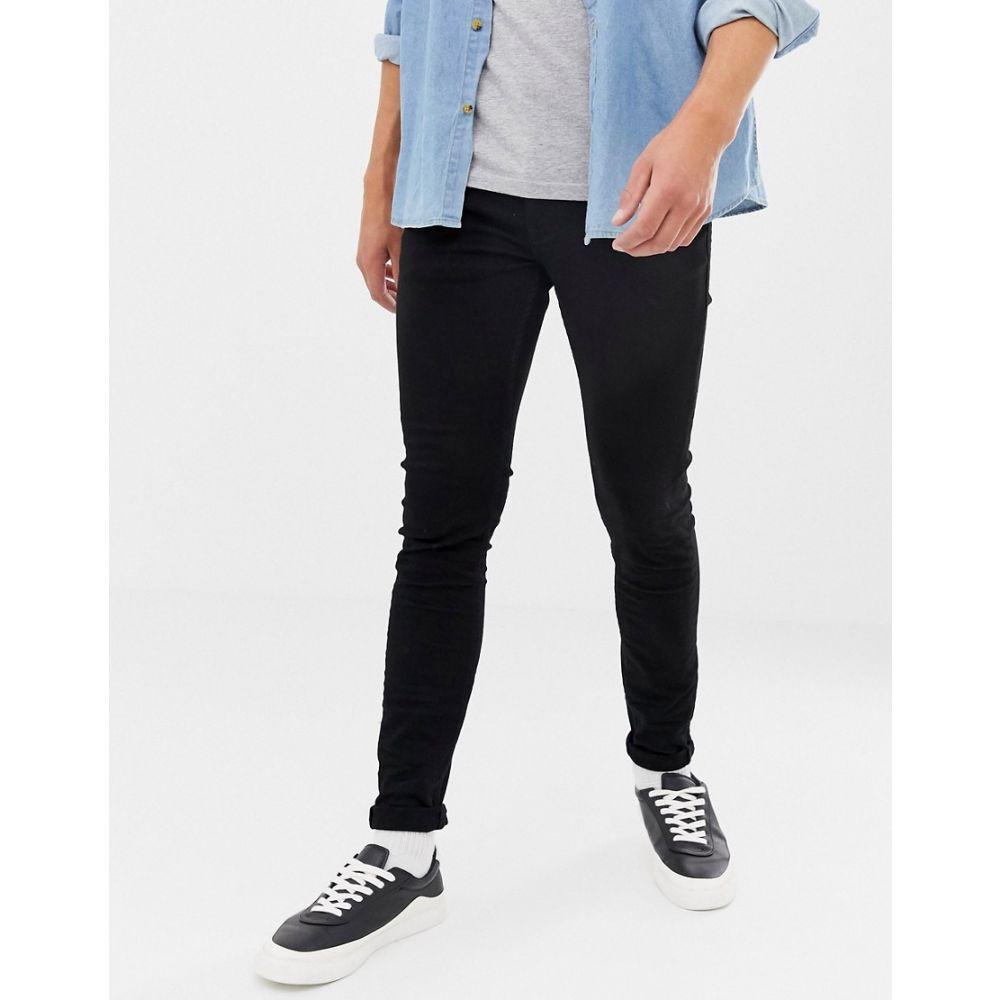 チェイスン Chasin' メンズ ボトムス・パンツ ジーンズ・デニム【Ego skinny jeans black】Black