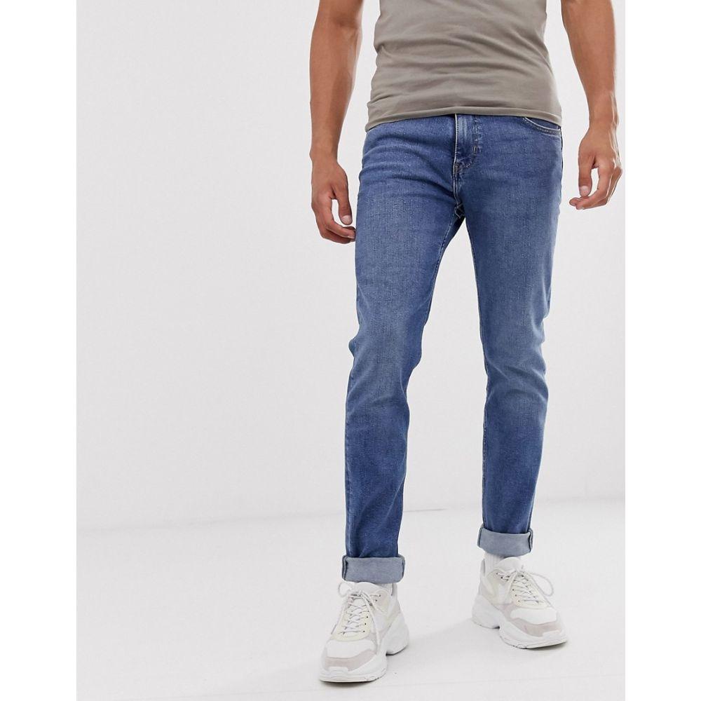 ウィークデイ Weekday メンズ ボトムス・パンツ ジーンズ・デニム【Friday skinny jeans in blue】Blue